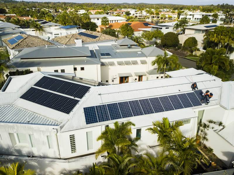 Home and Energy Solar Systems