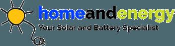 Home and Energy Logo